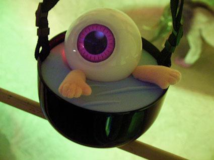 目玉おやじロボット