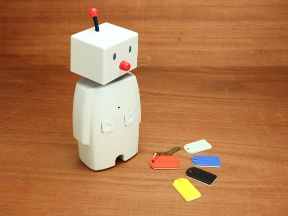 BOCCO Syncing with Tracker MAMORIO Tags